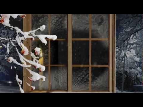 COLINDE DE CRACIUN ROMANESTI 2013 - DENISA si NICU VESA - Ninge in noaptea de craciun - colinde noi