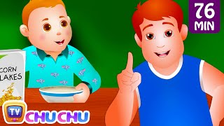 getlinkyoutube.com-Johny Johny Yes Papa Nursery Rhymes Collection | All Johny Johny Yes Papa Kids Songs | ChuChu TV
