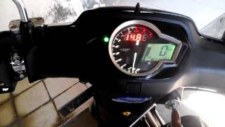 getlinkyoutube.com-Custom speedometer New Vixion ke Astrea Grand 92