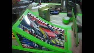 getlinkyoutube.com-How To Make A RC Car Ramp Using The Traxxas Box.