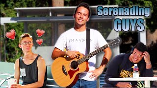 getlinkyoutube.com-FREESTYLE SERENADING GUYS!!