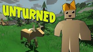 getlinkyoutube.com-Unturned - Minecraft Zombies! - W/AshDubh & SnakeDoctor