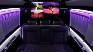 getlinkyoutube.com-Executive Coach Builders • Mercedes Sprinter Limousine
