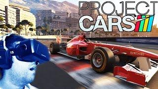 getlinkyoutube.com-Oculus Rift DK2 - Project CARS - Formula 1 @ Monaco