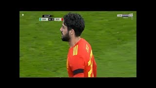 Isco Alarcon vs Germany Friendly (24/03/2018) 1080i