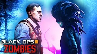 getlinkyoutube.com-Black Ops 3 Zombies - Richtofen WORKS FOR Shadowman! Revelations SUPER EASTER EGG!