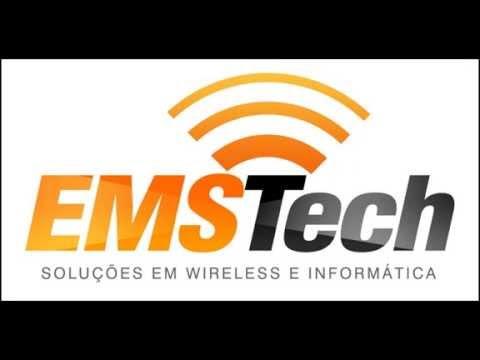 Kit Provedor Wireless 2,4 GHz Profissional (Distribuiu o sinal e Autentica os Clientes)
