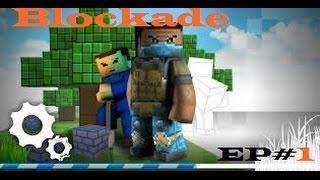 getlinkyoutube.com-Blockade 3D เกมแนวมายคราฟยิงปืน!!!