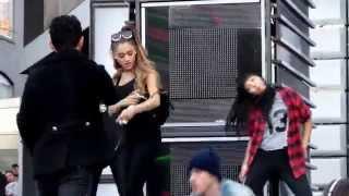 getlinkyoutube.com-Ariana Grande MMVA Rehearsals- Problem