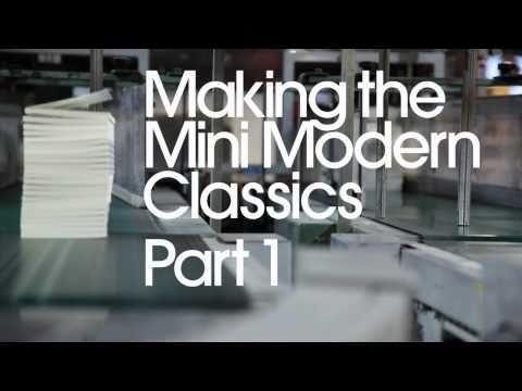 Making the Mini Modern Classics - part 1 - Penguin Classics