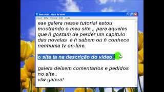 getlinkyoutube.com-como assistir novelas online