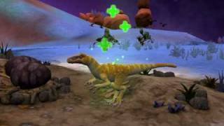 getlinkyoutube.com-Spore Dinosaur vs sabertooth
