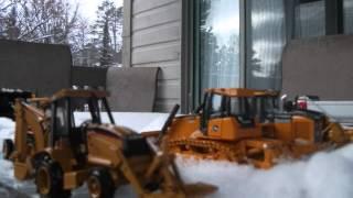 getlinkyoutube.com-snow removal stopmotion