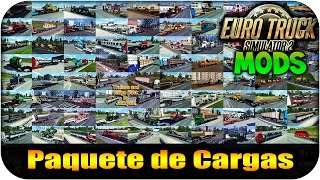 getlinkyoutube.com-Trailers and cargo pack by Jazzycat v2.9 | euro truck simulator 2 | 1.13 -- 1.14 -- 1.15