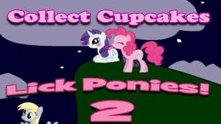 getlinkyoutube.com-Collect Cupcakes, Lick Ponies 2