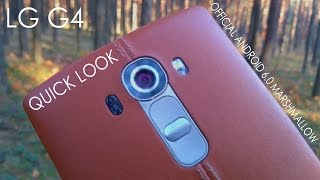getlinkyoutube.com-LG G4 - Official Android 6.0 Marshmallow - Quick Look