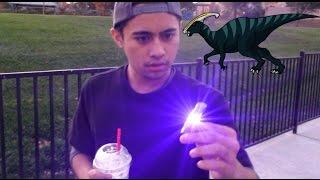 getlinkyoutube.com-Power Rangers Dino Super Charge Black Ranger