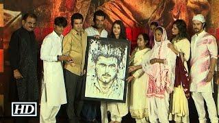 "Team "" Sarabjit"" pays tribute to Sarabjit Singh on his 3rd death anniversary"