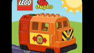 getlinkyoutube.com-Android LEGO® DUPLO® Train Gameplay