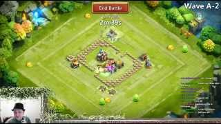 Castle Clash - Starting On A New Account Pt1 HowToGuideCCV2