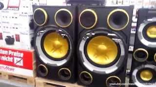 getlinkyoutube.com-Philips NTRX900 Soundtest (20 inch SUBWOOFERS at max. volume)