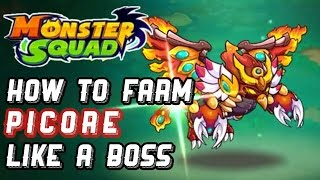 getlinkyoutube.com-MONSTER SQUAD | HOW TO FARM PICOREzZz LIKE A BOSS