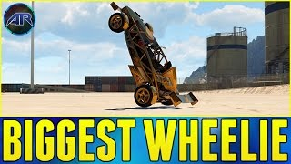 getlinkyoutube.com-Forza Horizon 2 : BIGGEST WHEELIE CAR!!!
