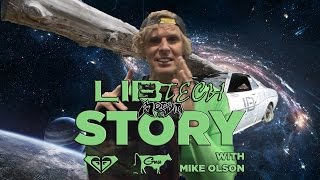 Story of Lib Tech Snowboards, GNU Snowboards, and Mervin Mfg. with Mike Olson - Board Insiders