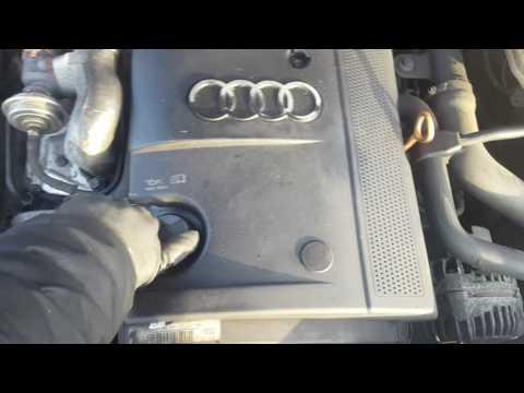 Контрактный двигатель Audi (Ауди) 1.9 AHU   Где купить?   Тест мотора