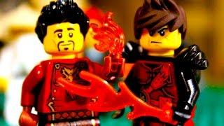 LEGO NINJAGO: Splinter in Time Episode 9: Ninja Parents!