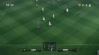 getlinkyoutube.com-PES 2010 PC / FC Barcelona - Real Madrid 1/2 |HD|