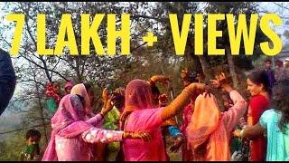 getlinkyoutube.com-Himachali Marriage near Lad Bharol ( Distt Mandi )