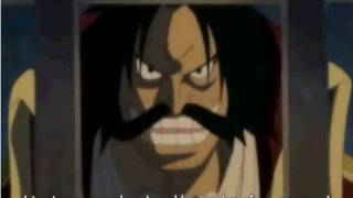 getlinkyoutube.com-One Piece Roger asks Garp to take care of Ace