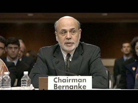 Bernanke, ante el Parlamento estadounidense para aclarar si mantendrá las inyecciones... - economy