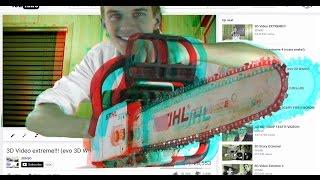getlinkyoutube.com-3D Video Extreme CHAINSAW!!!