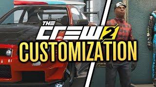 Skyline GTR & Player Customization, HOUSE UPGRADES | The Crew 2 Gameplay