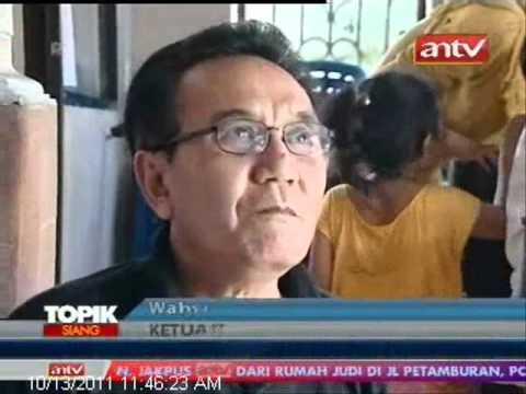 TOPIK ANTV Catatan Dek Alul, Nomor Urut Rumah Tak Beraturan