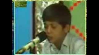 getlinkyoutube.com-قراءة طفل معجزة - سورة التكوير - إذا الشمس كورت - جواد فروغي - إيراني