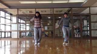 getlinkyoutube.com-E-girls Follow Me ダンス 【marinana】