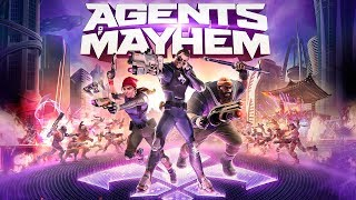 Agents of Mayhem - Launch Trailer
