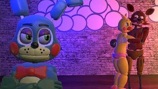 getlinkyoutube.com-[FNAF SFM] I'm your boyfriend in Spanish and English toy bonnie x toy chica