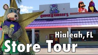 getlinkyoutube.com-A Short Tour of Hialeah, FL - Chuck E. Cheese's