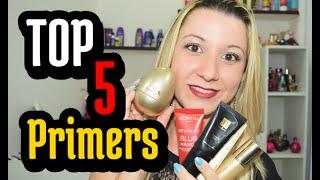 getlinkyoutube.com-Top 5 Primers - Para Uma Maquiagem Perfeita