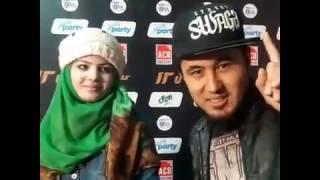 getlinkyoutube.com-زلاله و جمال بطور زنده در فیسبوک - فصل دوازدهم ستاره افغان