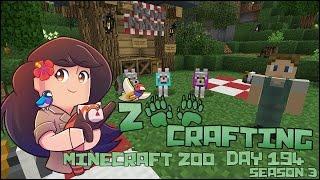 getlinkyoutube.com-Preparing Picnics for A Bug Trade-Off!! • Zoo Crafting: Episode #194 - Season 3