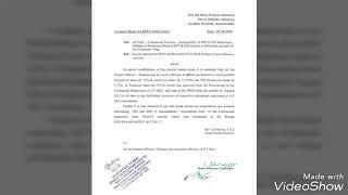 AP SSA RUF శాంతియుత ర్యాలీ 12-02-2018