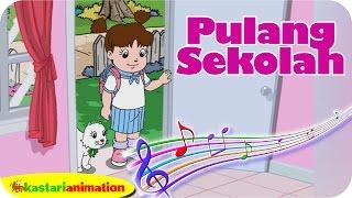 getlinkyoutube.com-Lagu Anak Indonesia Burung Kakak Tua Bersama Diva   Kastari Animation Official