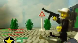 getlinkyoutube.com-lego Call of Duty- Modern Brickfare