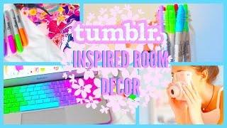 getlinkyoutube.com-SUMMER ROOM DECOR! Tumblr Inspired!