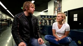 getlinkyoutube.com-Dean Ambrose is fined for using nunchucks, only on WWE Network